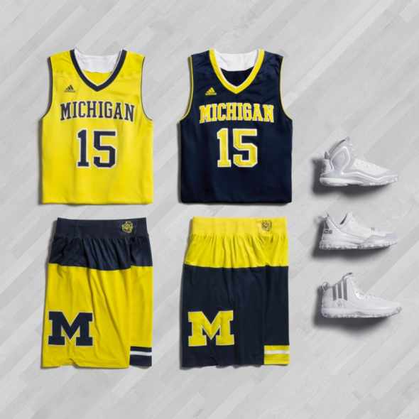 Adidas Made In March Michigan