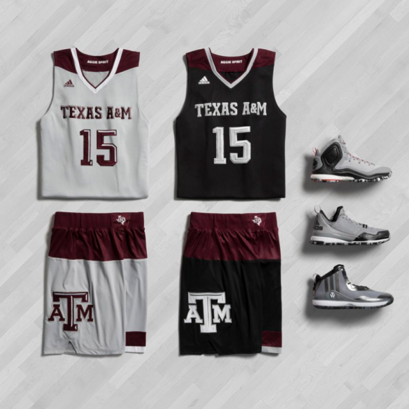 Adidas Made In March Texas A&M