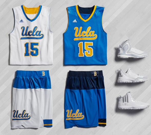 Adidas Made In March UCLA