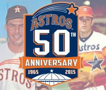 Astros Throwbacks 2015