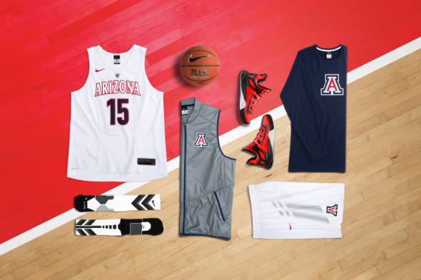 College Basketball Rivalry Arizona