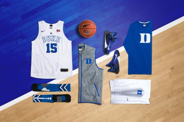College Basketball Rivalry Duke