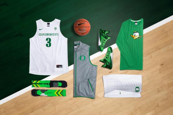 College Basketball Rivalry Oregon