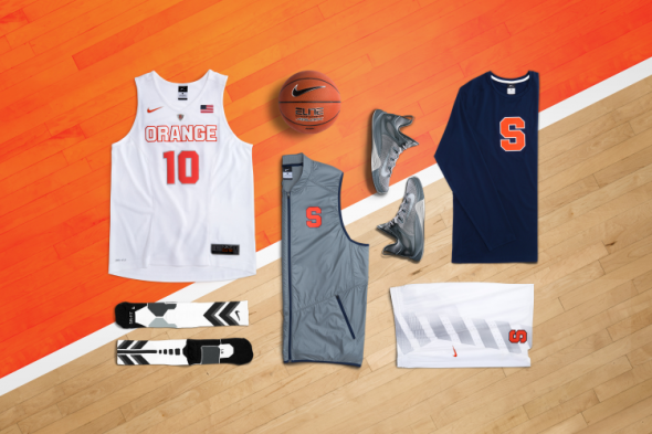 College Basketball Rivalry Syracuse