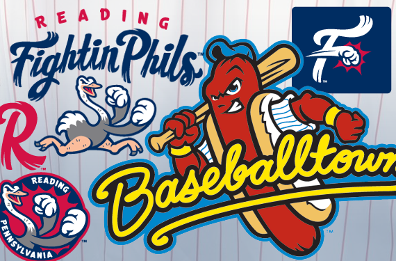 An Ostrich, a Hot Dog, and Mike Schmidt Walk into a Bar: The Reading Fightin Phils
