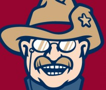 Frisco RoughRiders New Logo 2015