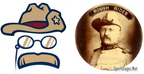 Frisco RoughRiders Teddy Roosevelt