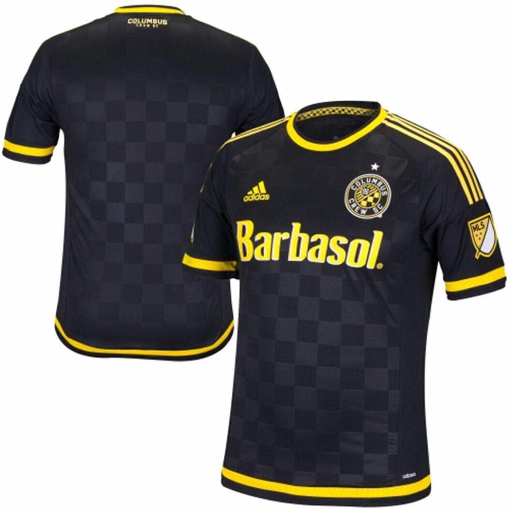Jersey Week 2015: Columbus Crew SC unveil two jerseys, including ...