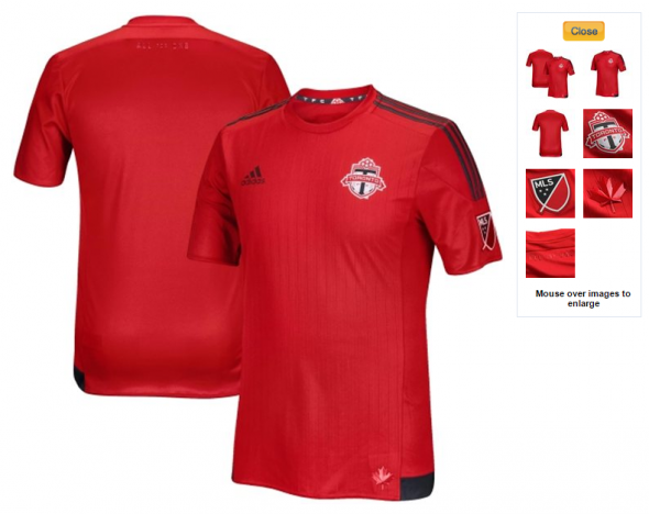 MLS 2015 Toronto
