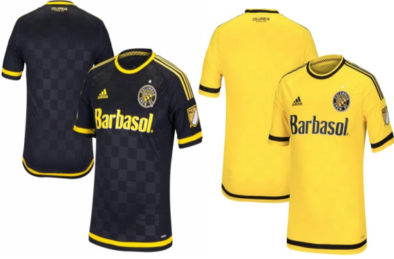 Multiple 2015 MLS Kits Leak Over This Past Weekend