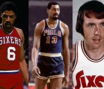 Philadelphia 76ers Legends