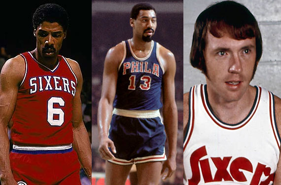 Philadelphia 76ers Announce New Uniform Coming Sportslogos Net News