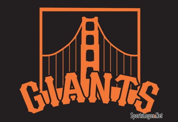 SF Giants New Alt Logo