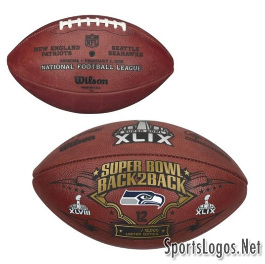 Seattle Seahawks Super Bowl XLIX Phantom Champions Football