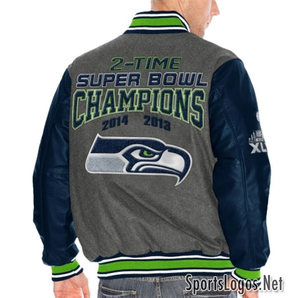 Seattle Seahawks Super Bowl XLIX Phantom Champions Jacket