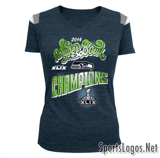 Seattle Seahawks Super Bowl XLIX Phantom Champions T-Shirt 4