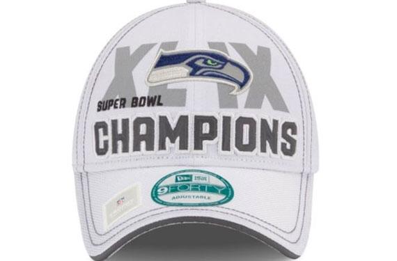 Seattle Seahawks Super Bowl XLIX Phantom Champs Merchandise