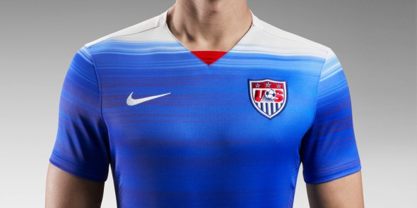 US Soccer 15 Kit 1