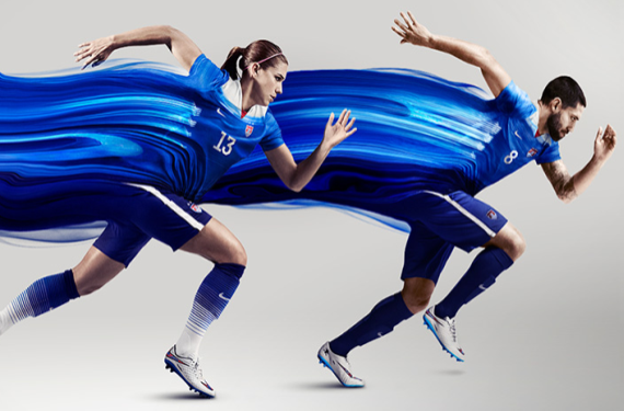 US Soccer Officially Unveils 2015 Away Kit