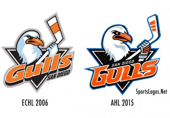 gulls old new