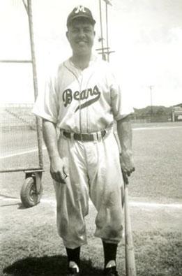 The Bears' look in 1947.
