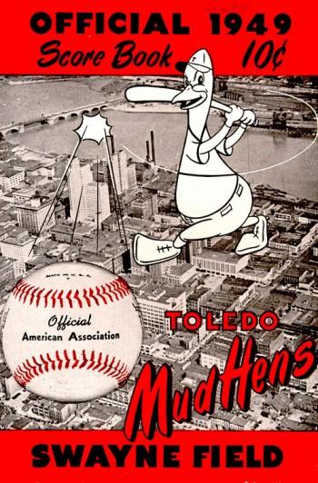 1949-MudHens-Program