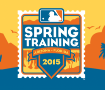 2015 MLB Spring Trainging
