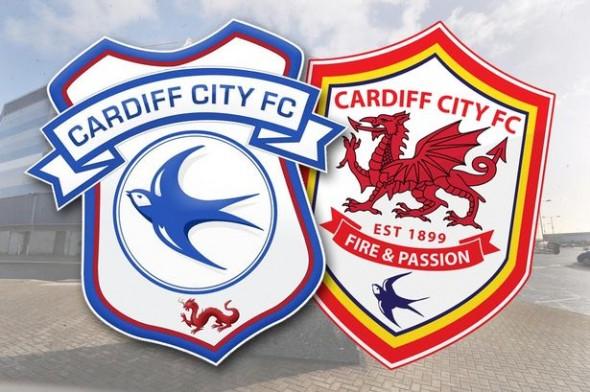 Cardiff City Crests