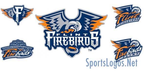 Flint Firebirds Logos