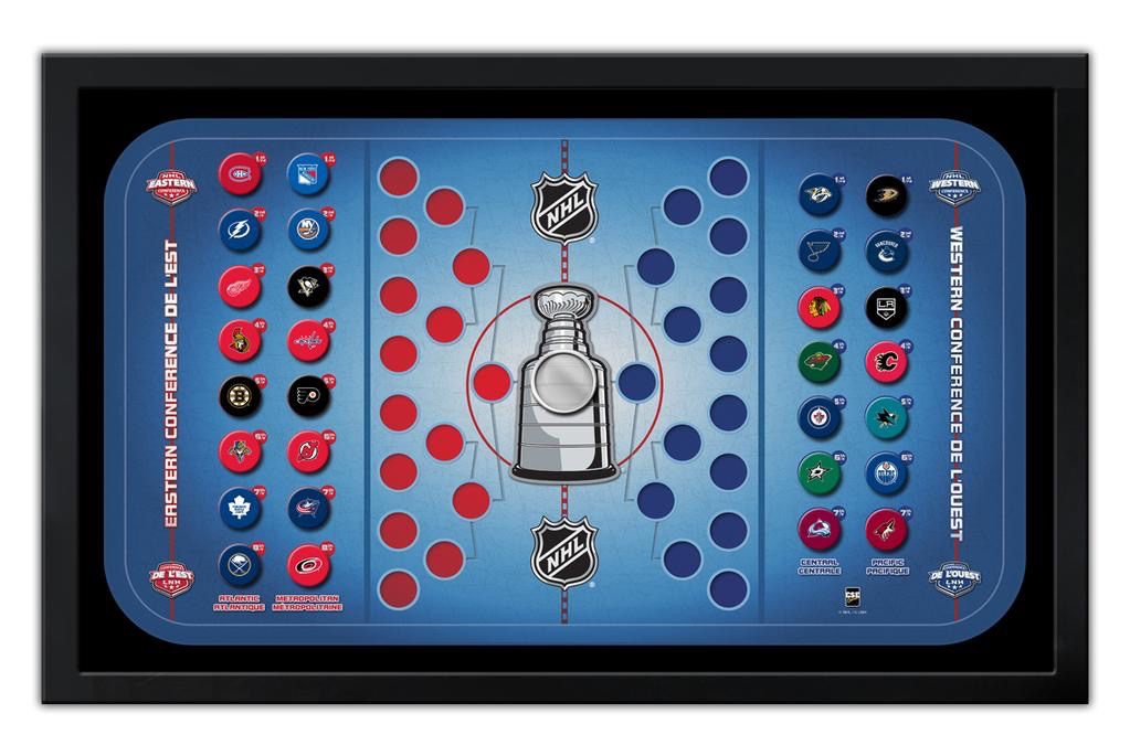 Contest: Win an NHL Standings Prize Pack from CSE Games!