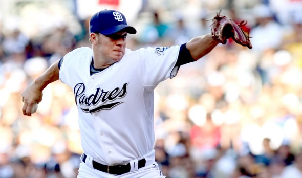 Image: Peavy Traded To White Sox