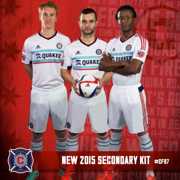 MLS Jersey Week 2015 Chicago 1