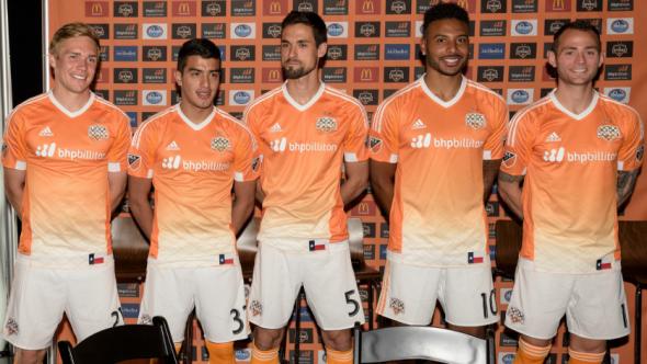MLS Jersey Week 2015 Houston 1