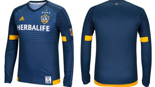 MLS Jersey Week 2015 LA Galaxy 1