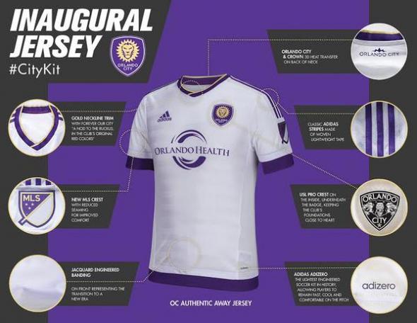 MLS Jersey Week 2015 Orlando 2