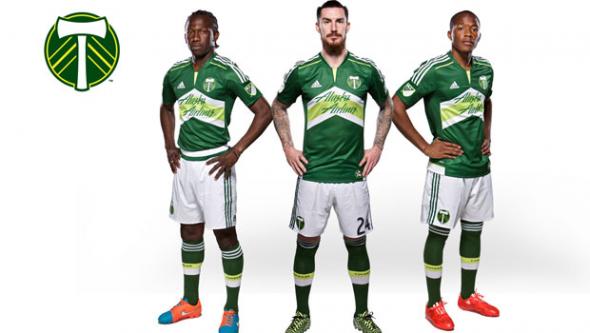 MLS Jersey Week 2015 Portland 1