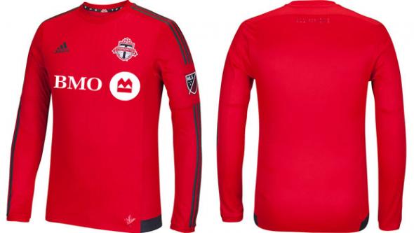 MLS Jersey Week 2015 Toronto