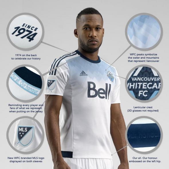 MLS Jersey Week 2015 Vancouver
