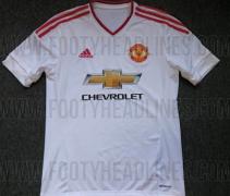 Man U 2015 Kit