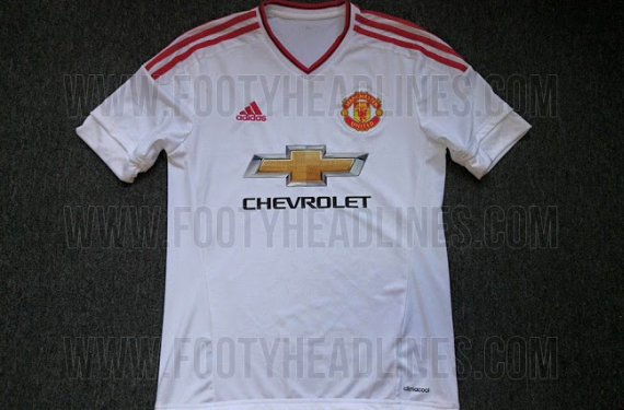 Leaked Manchester United adidas kit might just be legit