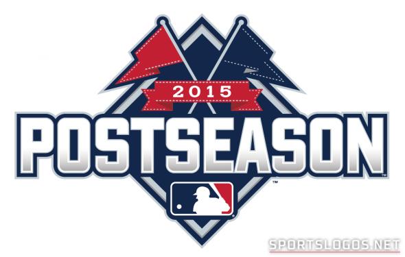 2015 MLB Postseason Logo