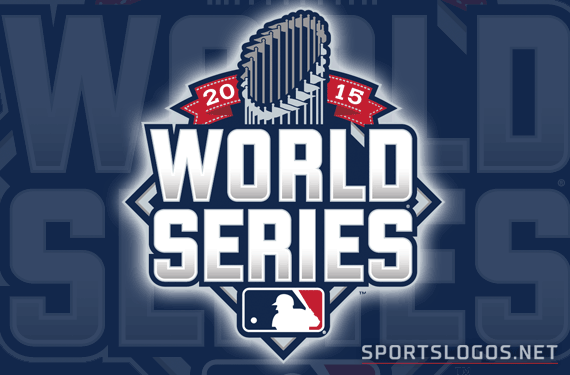2015 World Series Logo MLB