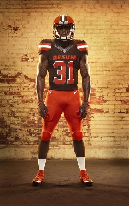 Browns Unis 7