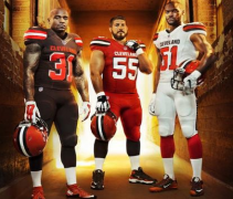 Browns Unis Feature