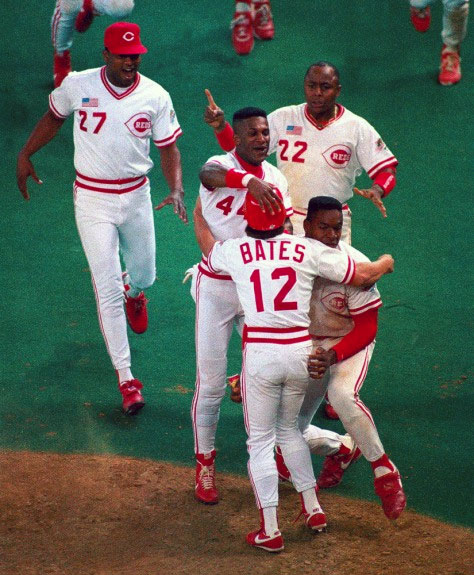 e4625d797 Reds to Honour 1990 Champs With Throwback Uniform