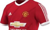 Man U 2015 Home Kit F