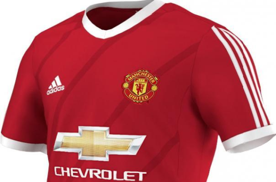 Manchester United and Arsenal 2015-16 Kits Leak