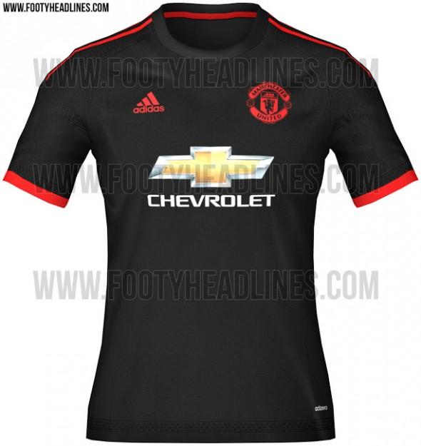 Man U Third Kit