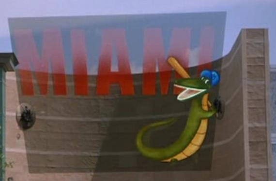 Miami Marlins Gators Feature