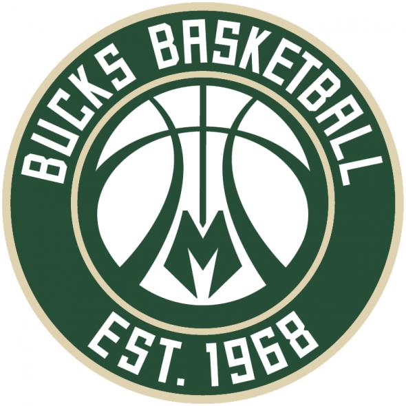 Milwaukee Bucks New Alternate Logo 2015-16